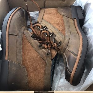 UGG Heather boot.  New in box.